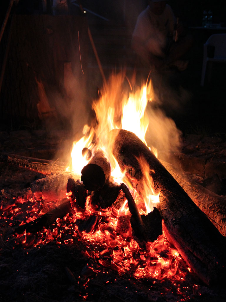 Anpaddelfeuer