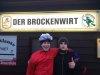 Vater und Sohn Grunwald / BrockenRocken © BSV Halle
