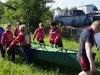 Bootstransport    Ferienlager der kleinen Böllberger Kanuten, Foto: BSV Halle