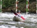 Deutsche Kanuslalom Schülermeisterschaften Noah Paaschen | Foto BSV Halle