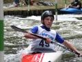 Deutsche Kanuslalom Schülermeisterschaften Cedric Trödel   Foto BSV Halle