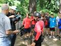 Deutsche Kanuslalom Schülermeisterschaften Felix Göttling   Foto BSV Halle