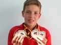 Deutsche Kanuslalom Schülermeisterschafte Benjamin Kies | Foto BSV Halle