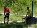 Trainingslager Frankreich