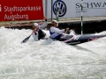Kanuslalom Nationale Qualifikation Augsburg © BSV Halle