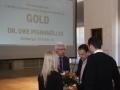 LSB Ehrennadel in Gold an Dr. Pfannmöller