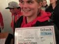 Nachwuchs-Cup-Siegerin Stella