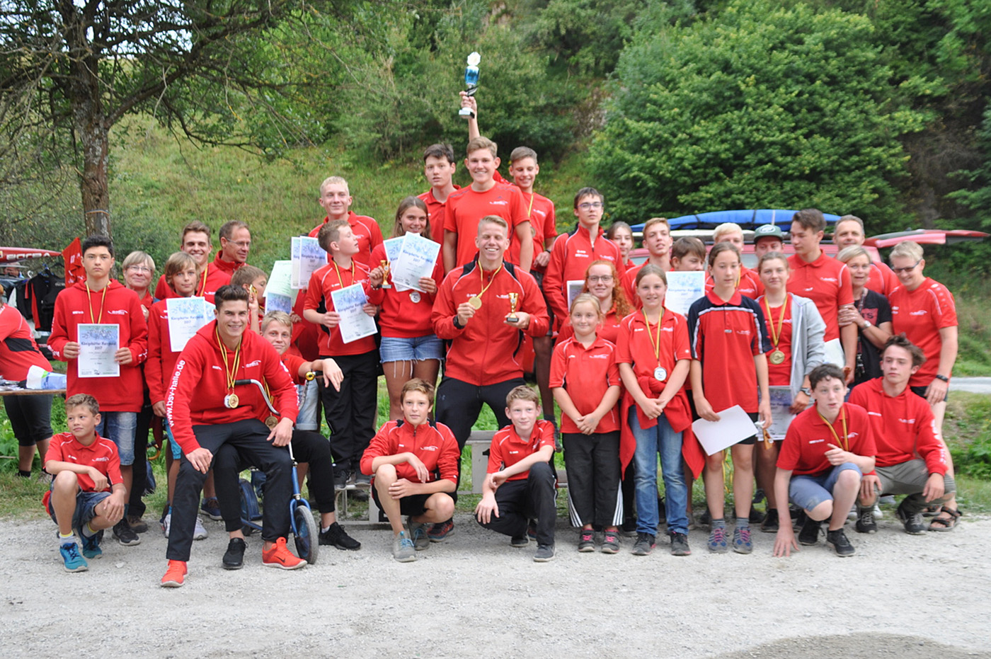 BSV Team wieder erfolgreich auf der Kalten Bode