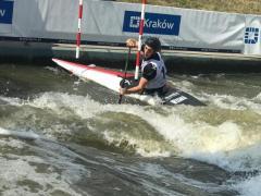 ECA Junior Slalom Cup 2019  Opening Krakau
