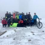 Erster Schnee für die BSV Kanuten beim BrockenRocken 2016