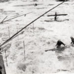 BU: Eine der schwierigsten Strecken war der Slalom am Trothaet-Wehr. 1968-70