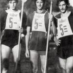 DDR Meister 1973 im 3xK1: Harald Knappe, Klaus Grünhagen, Hartmut Wittek