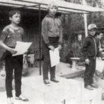 Unsere jüngsten Sieger 1984 bei der Spartakiade in Halle