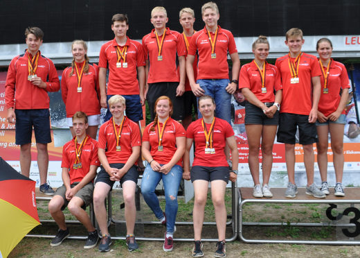 Starkes BSV-Team mit besten Einzelleistungen