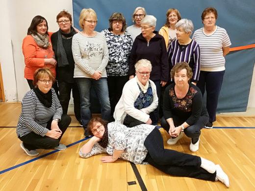Letzer Sporttag 2017 der BSV Gymnastikfrauen