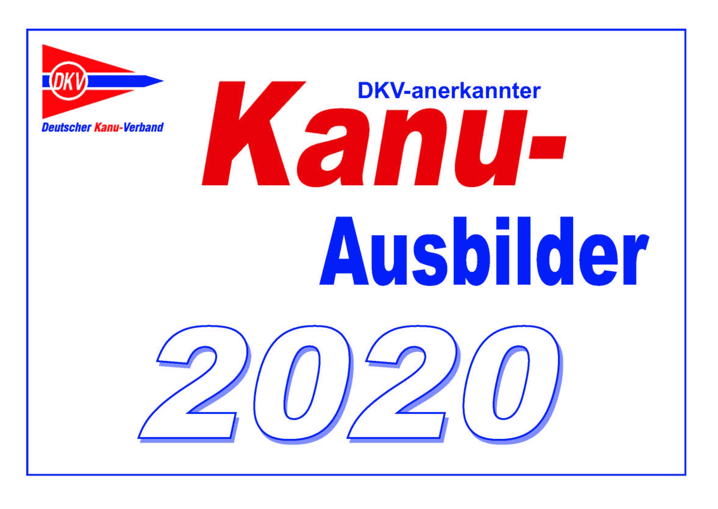 DKV anerkannter Kanu-Ausbilder
