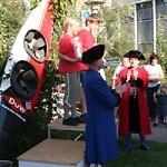 Eingebettet in das Hanse- und Salinefest besuchten vielen Hallenser den Nachwuchswettkampf am 24.09.2011 an der Hallorenbrücke.