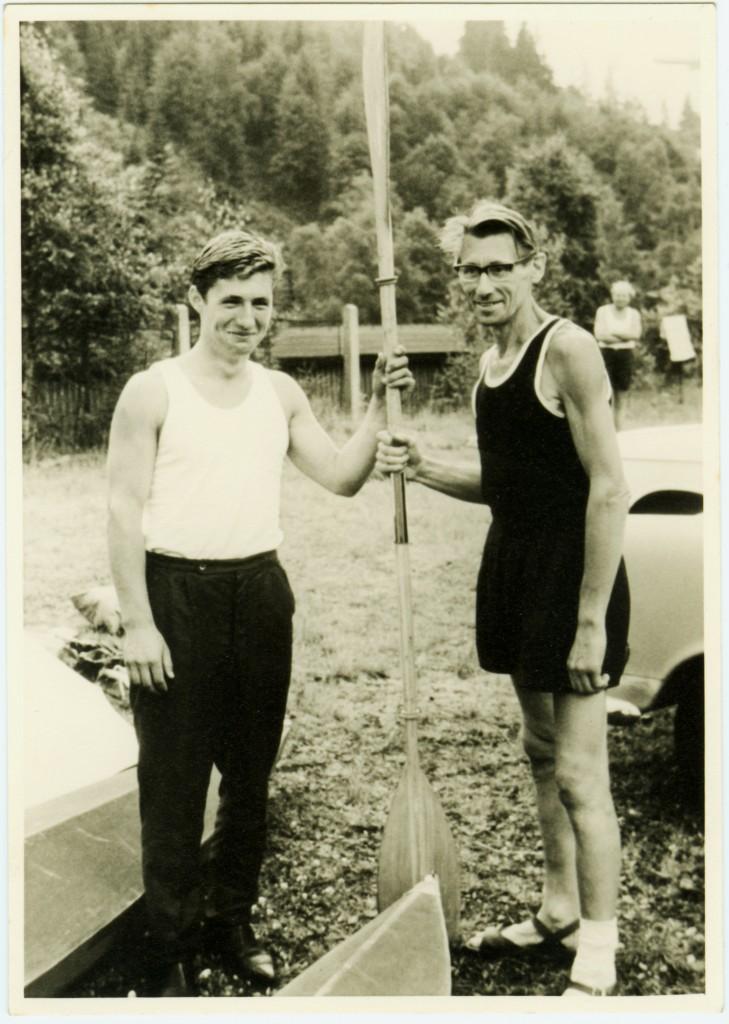 Martin Kehl und Heinz Schaefer