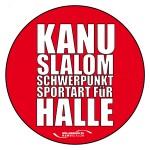 Kanuslalom. Schwerpunksportart für Halle.